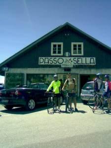 PASSO SELLA, 5 LUGLIO 2008.
