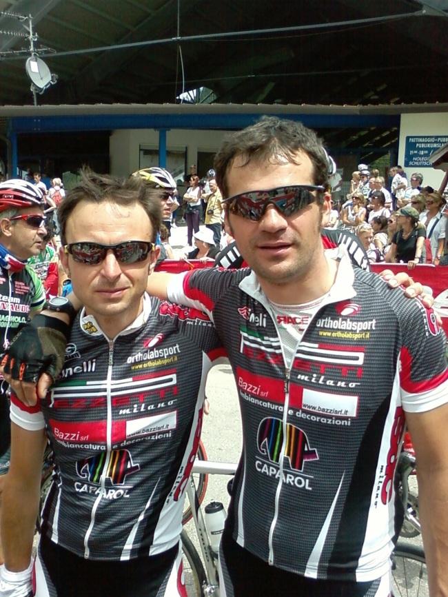 Corvara - 5 luglio 2009, ore 13. Did it.